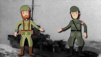 CIENCIAS SOCIALES - Siglo XX: Las causas de la Segunda Guerra Mundial