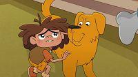 Cromañón, qué perro tan bonito