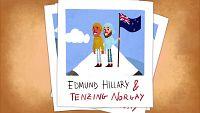 Lunnis de Leyenda - Edmund Hillary y Tenzing Norgay
