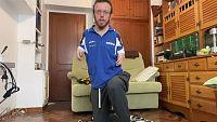 EDUCACIÓN FÍSICA - ¡Nos movemos! con Alberto Seoane, tenis de mesa paralímpico