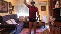 EDUCACIÓN FÍSICA - ¡Nos movemos! con María Delgado, natación paralímpica