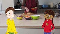 IDIOMAS - Pizza, safari, family, picnic and body