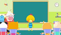 IDIOMAS - Song 'Back to school: Hello'