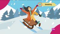 INGLÉS - Winter sports