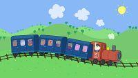 Un largo viaje en tren