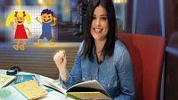 CAMPAÑA 'FOMENTO DE LA LECTURA' - Lectura en vivo  'Para dibujar un niño' (Gloria Fuertes)