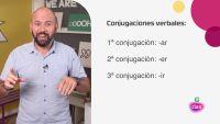 LENGUA - Las conjugaciones verbales