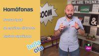 LENGUA - Palabras homófonas
