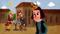 Lunnis de Leyenda - Alfonso X y el ajedrez