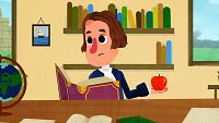 Lunnis de leyenda - Isaac Newton