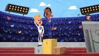 Lunnis de Leyenda - Jesse Owens