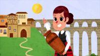 Lunnis de leyenda - La leyenda del acueducto