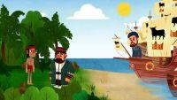 Lunnis de leyenda - Magallanes y Elcano