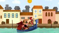Lunnis de leyenda - Marco Polo