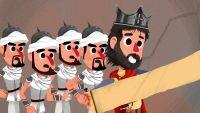 Lunnis de leyenda - Rodrigo y el palacio encantado