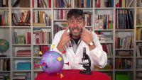 MATEMÁTICAS - Microscopio, virus y bacterias