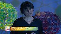Mes de la Ciencia - Marta García Matos y la luz