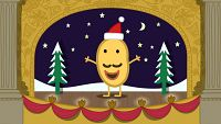 Mr. potato's xmas show