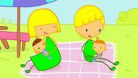Mya Go y los bebés
