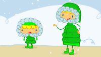 Mya Go Snowing