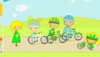 Mya Go y el triatlón