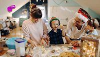 CAMPAÑA 'INTEGRACIÓN Y SOLIDARIDAD' - En Navidad...¡todo sabe mejor en familia!