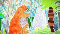 Olive y los dinosaurios