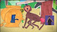 Olive y el mono de los zumos