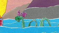 Olive y el monstruo del Lago Ness