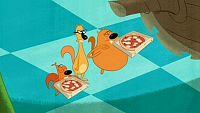 A pizzear