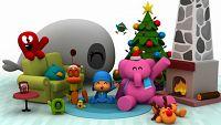 Especial Navidad nevada con Pocoyó