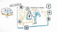 CAMPAÑA 'USO RESPONSABLE: INTERNET Y REDES SOCIALES' - Privatiza tu perfil en Internet