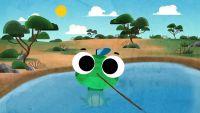 Lunnis de leyenda - La rana Tiddalick