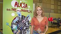 'Alicia en el país de las maravillas', nueva ficción sonora de RNE con Lucía Caraballo