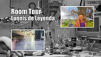 Room Tour: Lunnis de Leyenda.