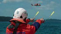 Salvamento Marítimo, los superhéroes del mar