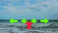CAMPAÑA 'SALVAMENTO MARÍTIMO' - Si te lleva la corriente, nada en paralelo a la playa