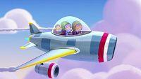 Super speed jet