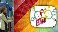 Teaser Big Band Clan - Ana con cartel Big Band Clan