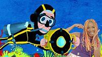 Videoclip - Jacques Cousteau