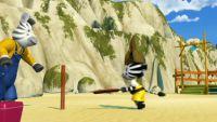 Zou juega al cricket