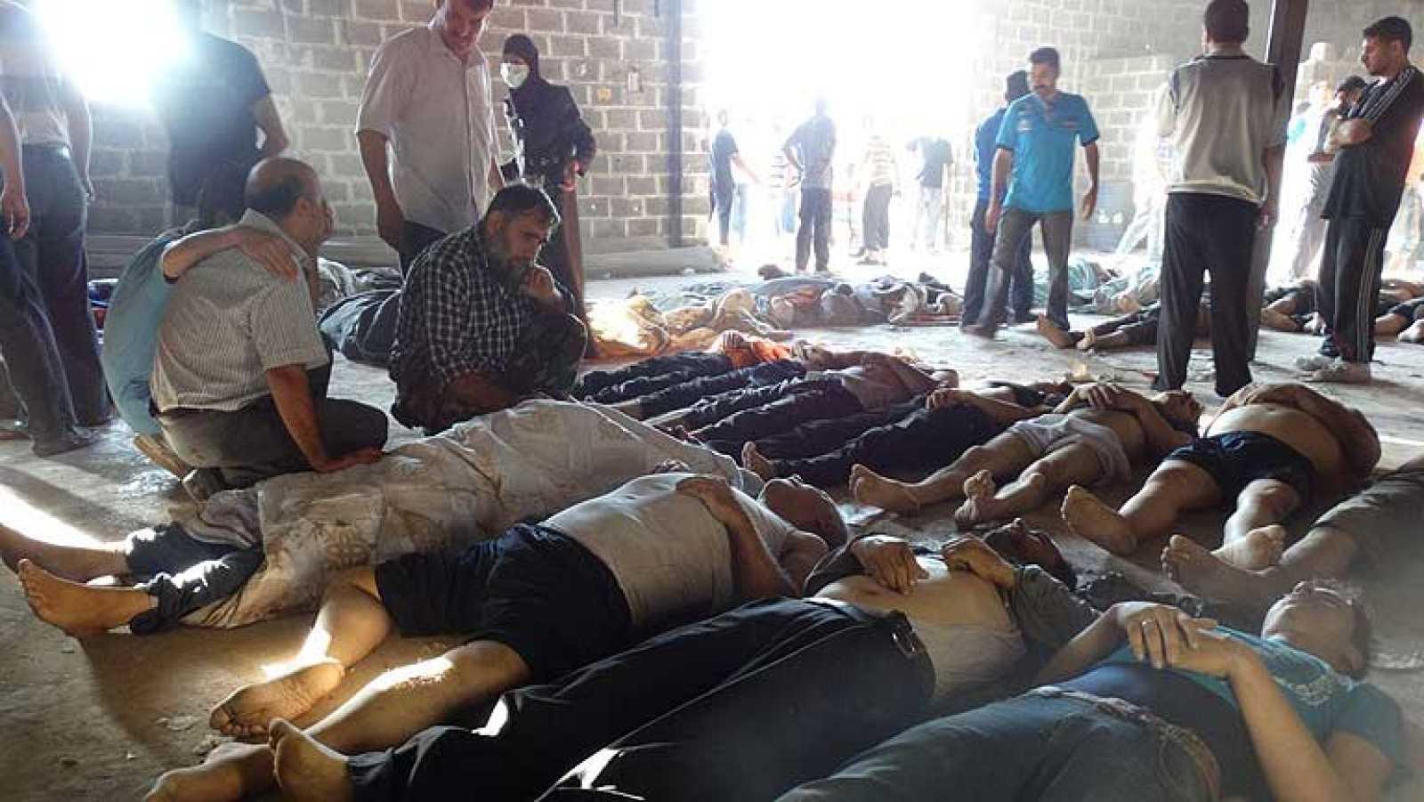 Continúan las reacciones internacionales ante la situación en Siria