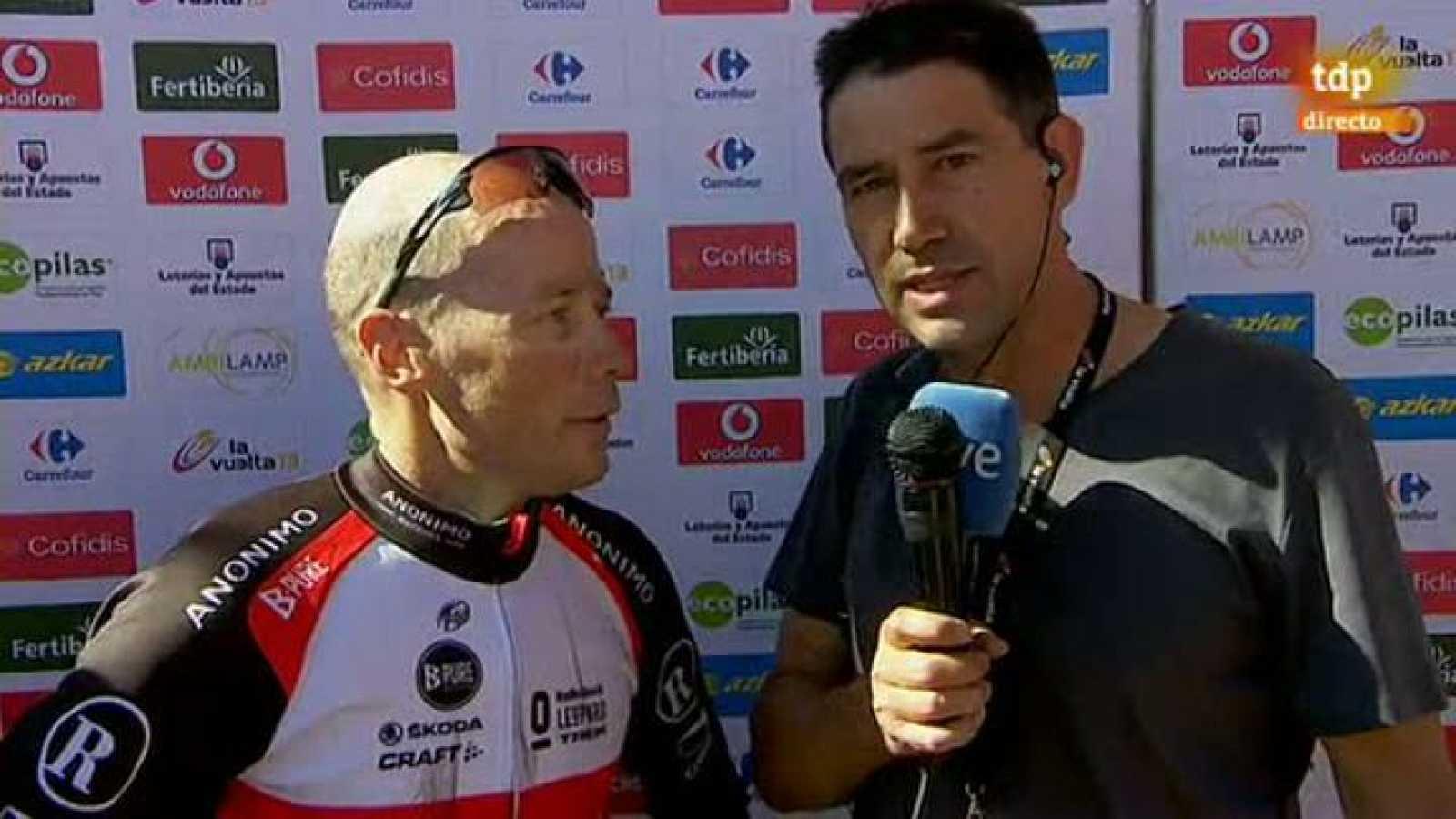 Horner no se descarta para ganar La Vuelta