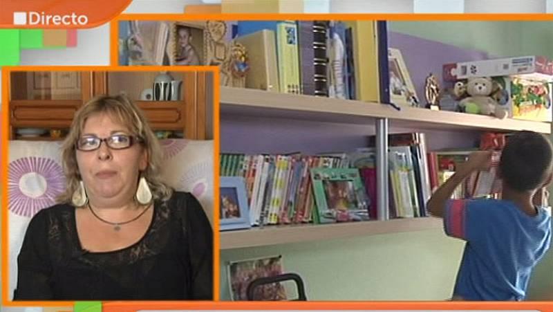 Entre Todos - Pilar necesita comida y libros para su hijo