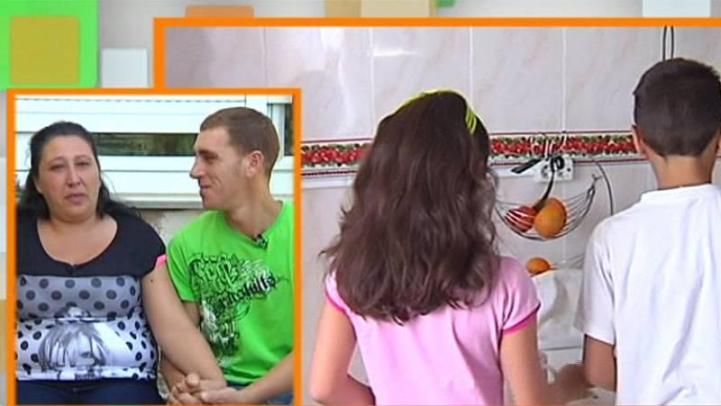 Entre Todos - Ana y Dionisio piden ayuda para la comida, ropa y material escolar de sus hijos