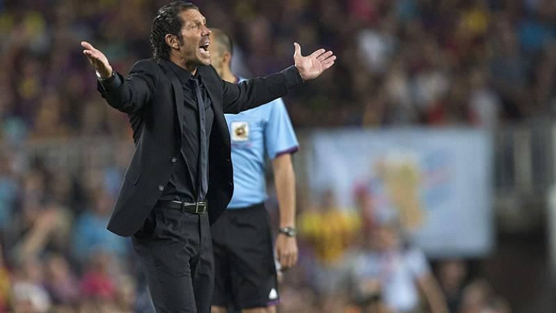 """Simeone: """"En estos partidos necesitas concretar las ocasiones"""""""
