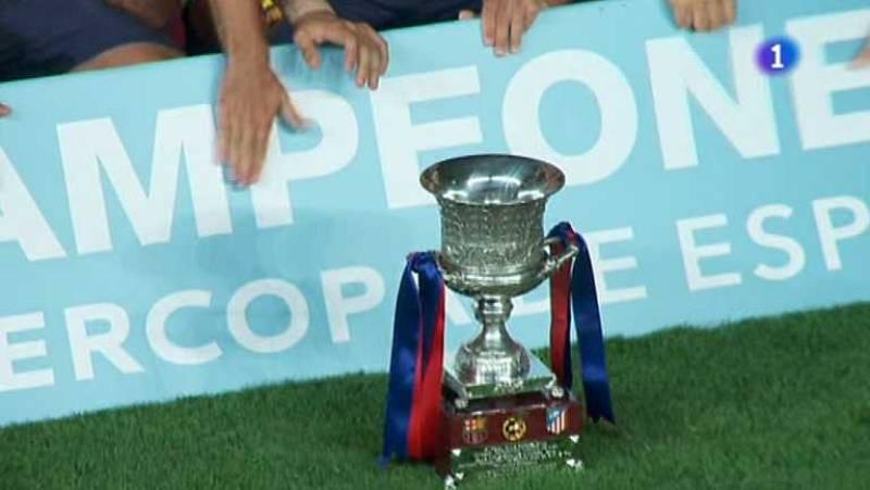 Fútbol - Supercopa de España 2013 - Partido de vuelta: F.C. Barcelona - At. Madrid - ver ahora