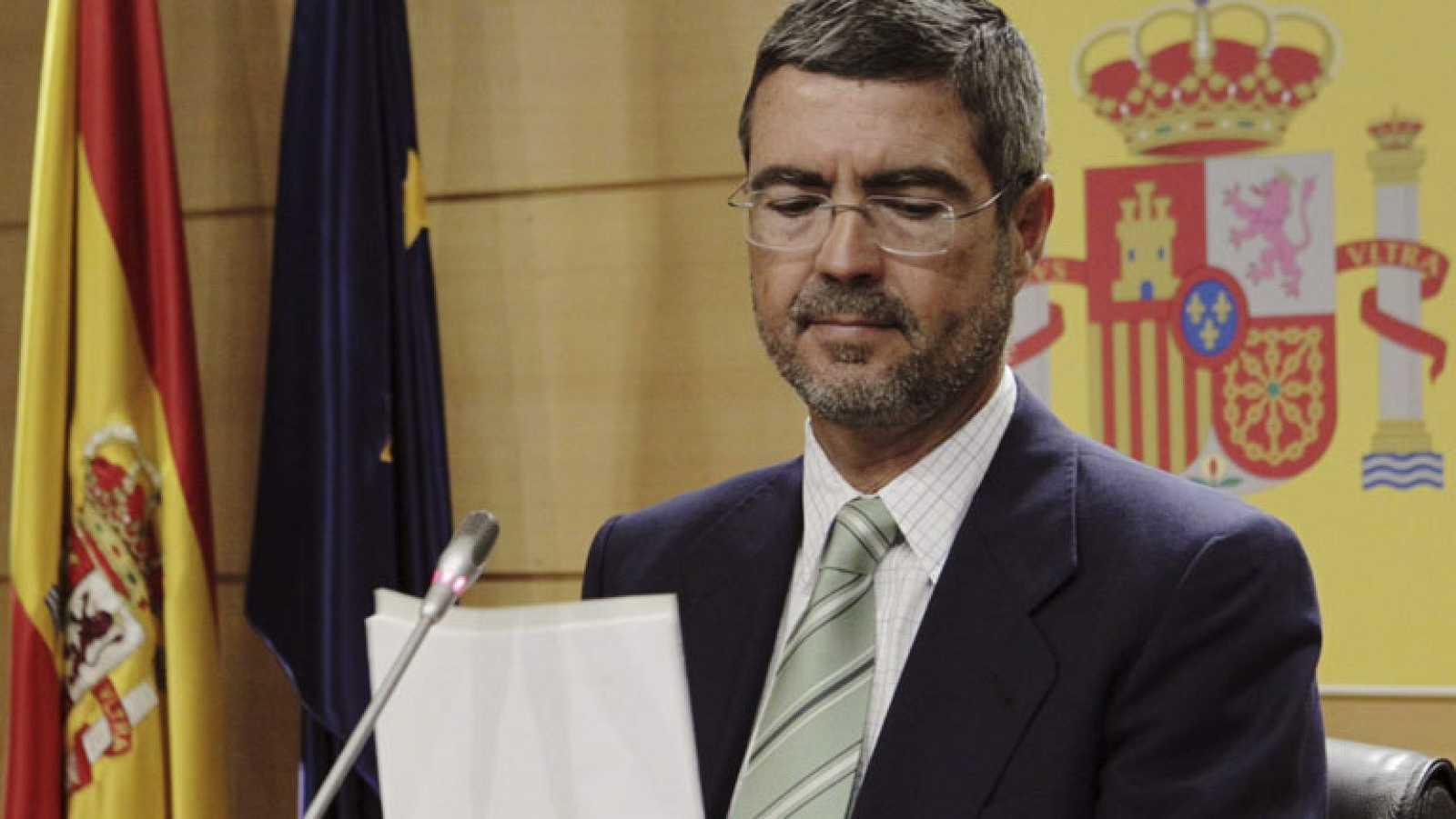 Jiménez Latorre: la economía crecerá en lo que queda de año y el PIB cerrará 2013 con una caída del 1,3%