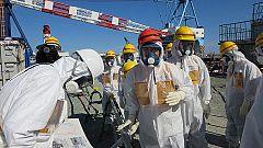 Continúa la fuga de agua radiactiva de Fukushima