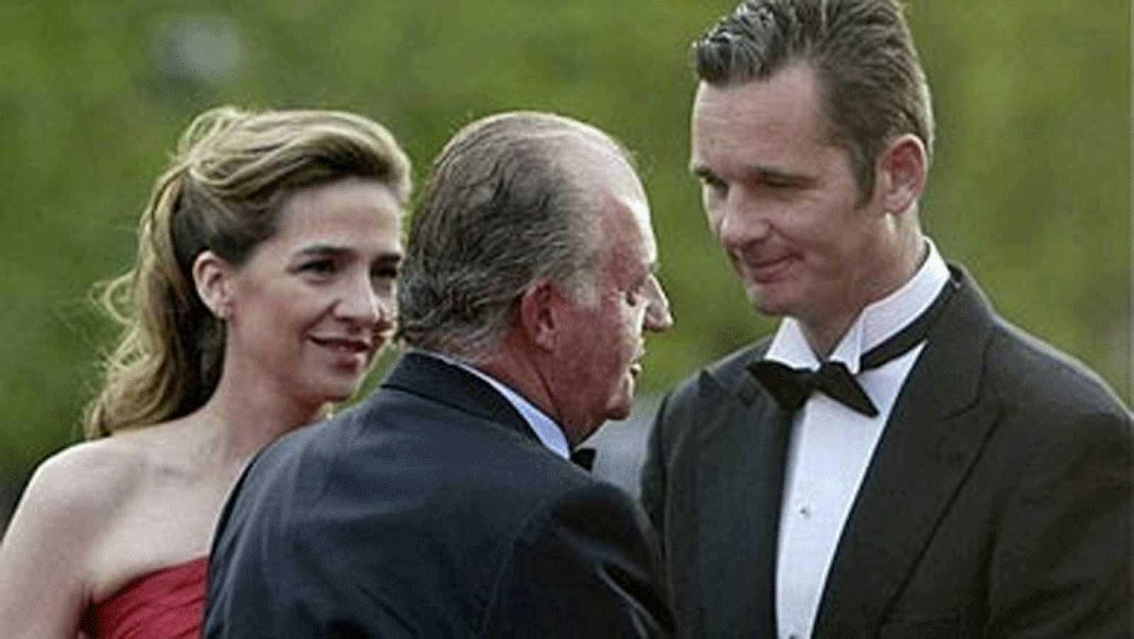 Según un informe de la agencia Tributaria el Rey hizo dos transferencias a la Infanta Cristina